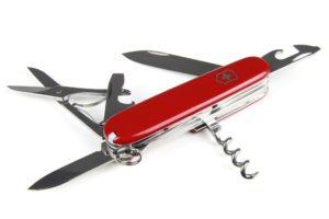 Gary Dumais Swiss Army Knife